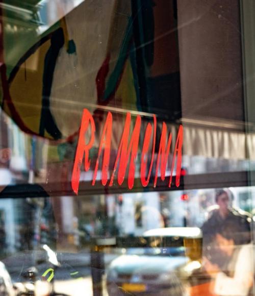 Nieuw in Amsterdam West, van de 'Drie Wijzen uit het Oosten': RAMONA Amsterdam