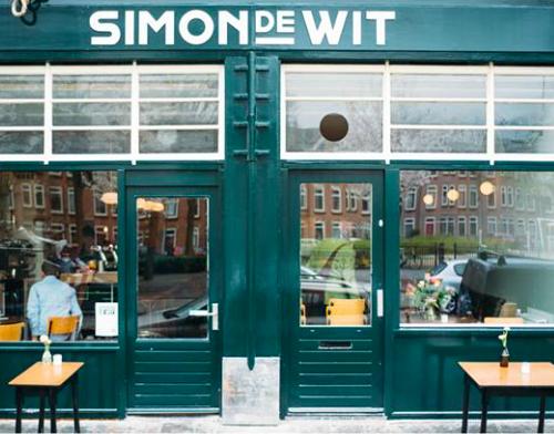 Nieuw (en leuk) in Amsterdam Noord: restaurant Simon de Wit