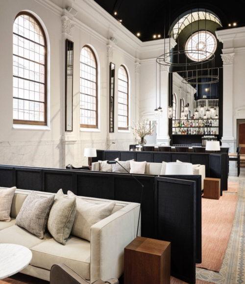 Nieuw in Antwerpen: hotel, restaurant en meeting place August Antwerpen