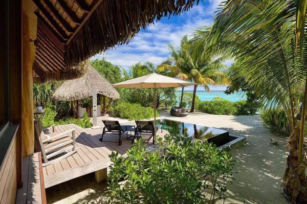 Bart droomt: The Brando in Frans Polynesië is de ultieme honeymoon bestemming