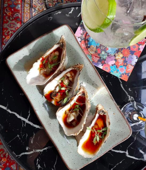 Yoisho at Teds: Asian fusion pop-up bij Teds in Den Haag