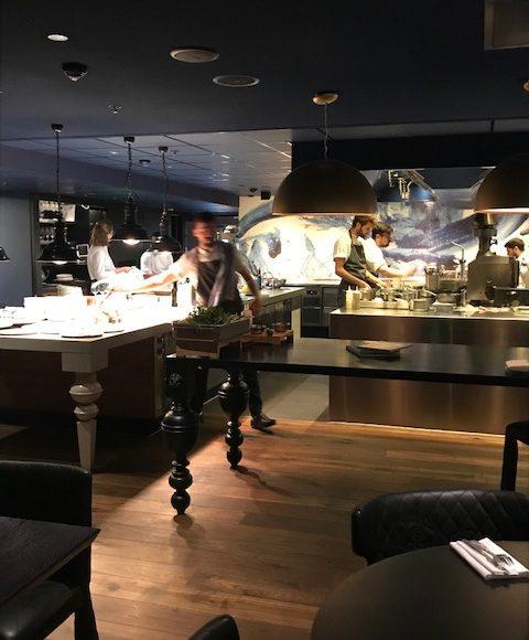 Bluespoon Amsterdam: Kunstig eten met Marcel Wanders