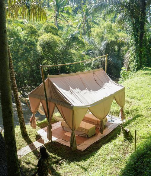 De hoek van Bali die je vast nog niet kende: Escape Nomade Bali