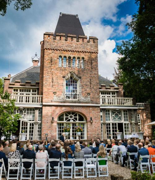 Trouwen in een kasteel: Kerckebosch in zeist