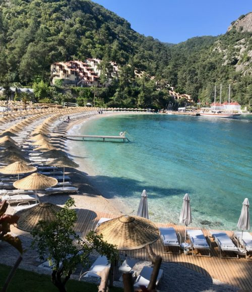 Picture perfect resort Hillside Beach Club, Fethiye, Turkije