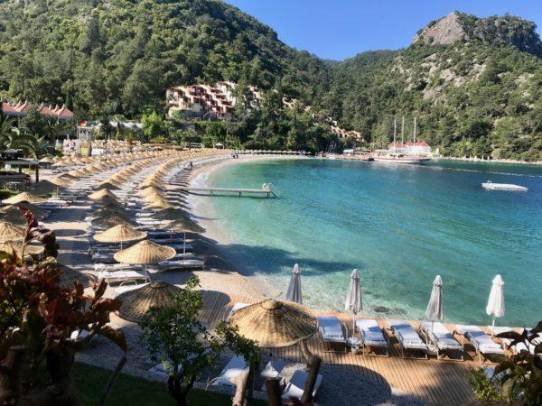 Picture perfect resort Hillside Beach Club, Fethiye, Turkije