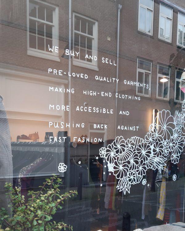 Amsterdam Noord Tweedehands Meubels.Fair Fashion Kolifleur Tweedehands In De Jordaan In