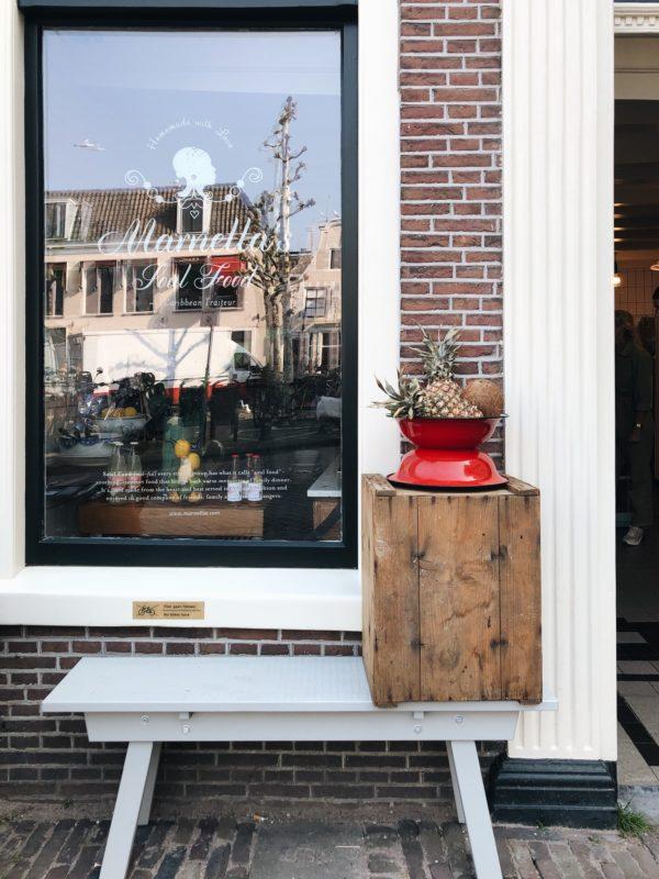 Marnetta's Soul Food: take away en thuis bezorgen in Haarlem