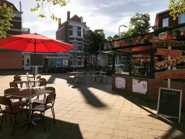 Kijk nou, hoe klein maar fijn: Arari in Den Haag