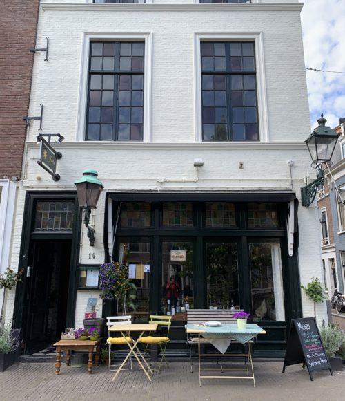 Nieuw in Den Haag: het Filipijnse restaurant Julieta