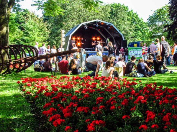 Op 25 en 26 mei is Schiedam Festivalstad van Nederland