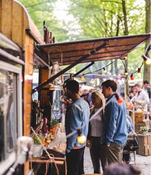Voor in de agenda: foodtruckfestival Rrrollend in Den Haag
