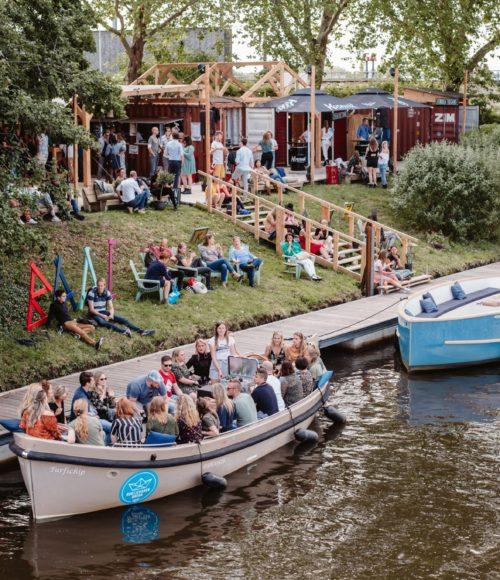 Nieuw en hittegolf bestendig in Breda: Baai Breda