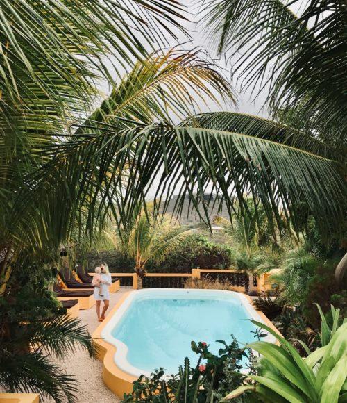 De fijnste uitvalsbasis op Curaçao: Jan Kok Lodges Curaçao