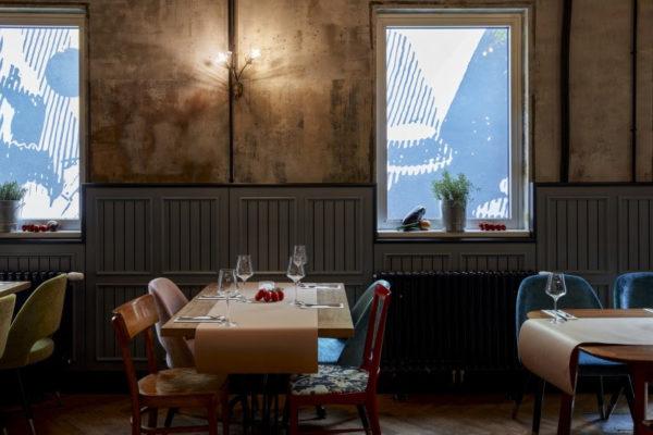 Net open: Max Brown in Wenen, Oostenrijk