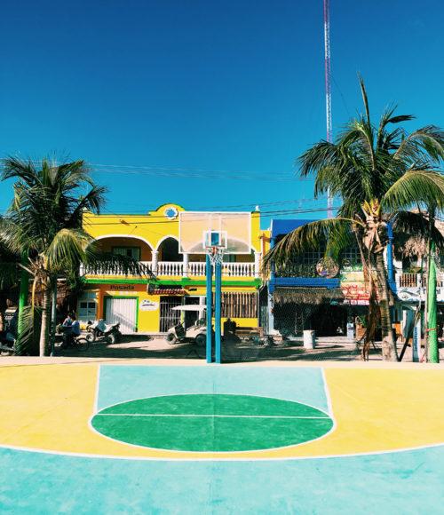 Slapen op Isla Holbox (Mexico) doe je hier: