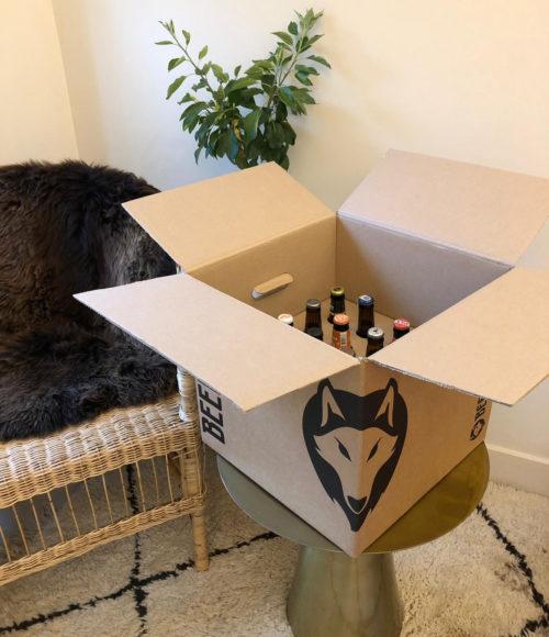 Voor aanstaande zondag: Vaderdag packs van online bierwinkel Beerwulf.com
