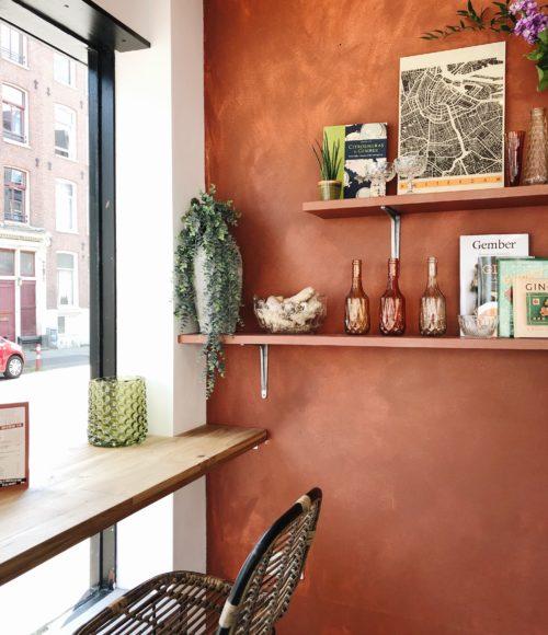 Nieuw en gezond in Amsterdam West: Ginger & Gems Amsterdam