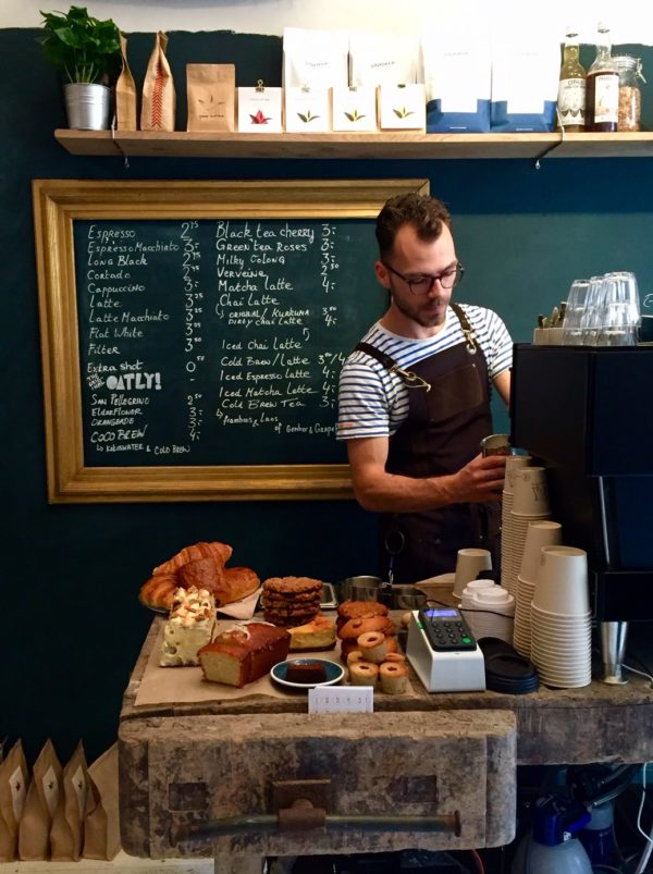 Ax specialty coffee, Haarlem