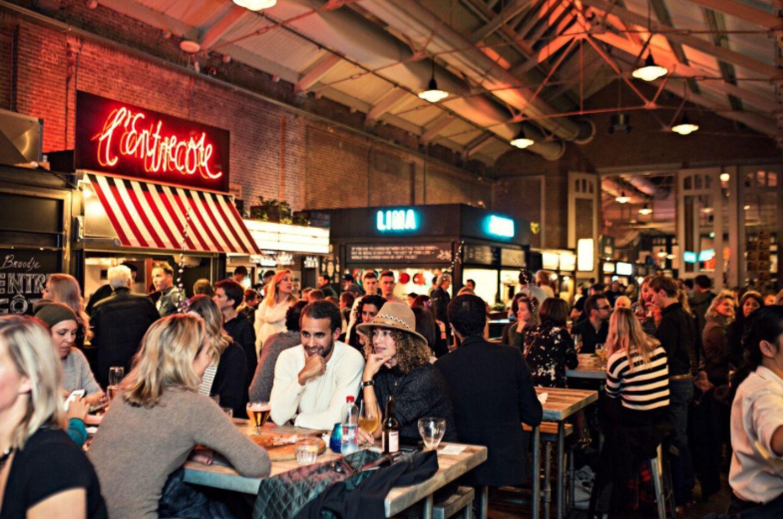foodhallen Den Haag bartsboekje 28062019
