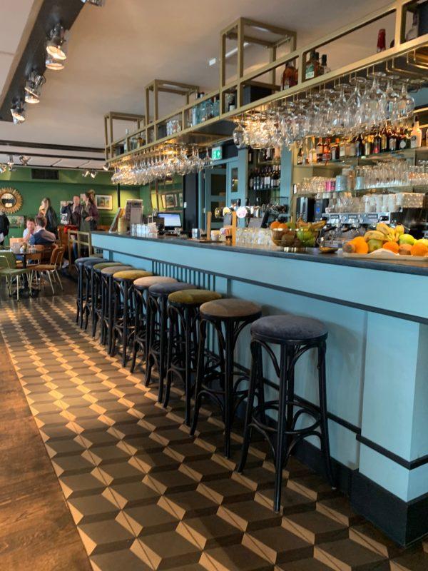 Boathouse Almere: smakelijk eten en net zo lekker genieten