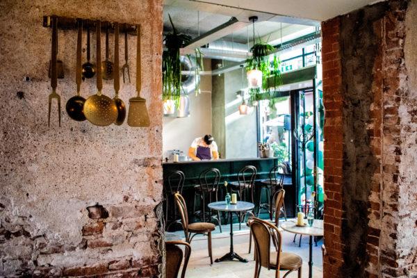 Nieuw (en niet te missen): restaurant The Green Rose in Arnhem