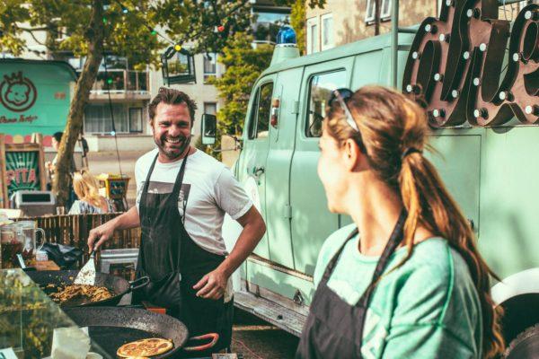 Feest: Vleesch noch Visch krijgt eindelijk een 'echt' restaurant in Amsterdam