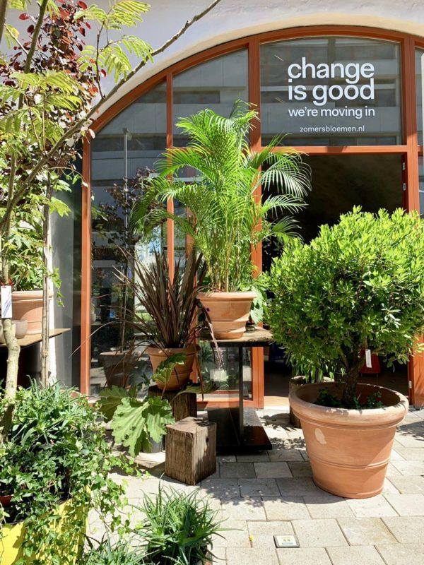 's Zomers Bloemen Rotterdam verhuist en wordt Urban Botanical Warehouse 's Zomers Rotterdam
