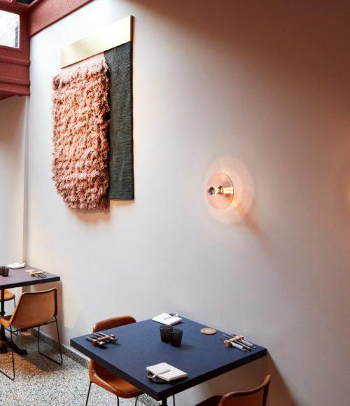 Sexy Scandinavië in België: restaurant Souvenir in Gent