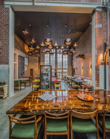 Remise47 in Hotel de Hallen, Amsterdam