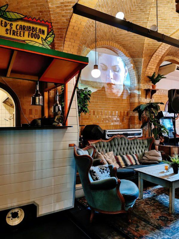 Nieuw in (hartje) Amsterdam: de tropische verrassingen van cut throat Amsterdam