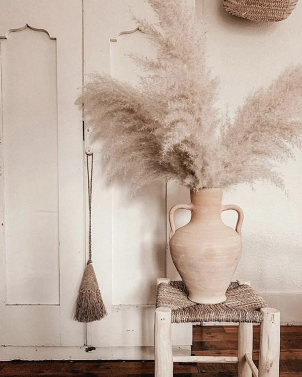 Bart Bouwt: de trend die we (allemaal?) in huis willen: pampasgras