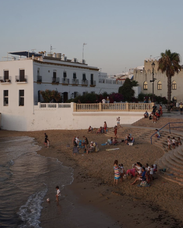 Los Little Escapos: het mooiste strand van Spanje vind je in Chipiona (Cádiz, Spanje)