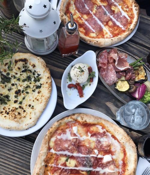 De moeder der pizzeria's: restaurant Mother in Kopenhagen