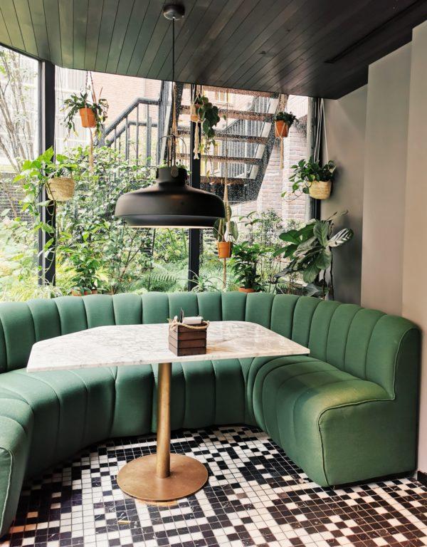 Nieuw in Amsterdam: gardenbistro Oriole