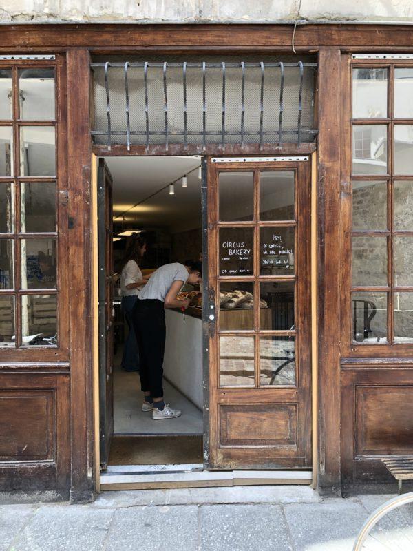 Niet te missen voor brood en gebak-fans: Circus Bakery Parijs
