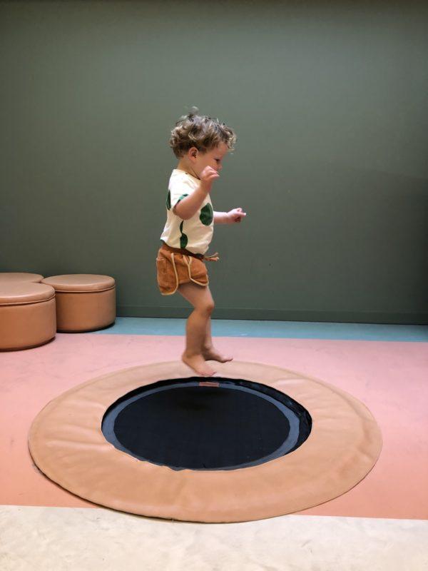 Voor je bouncy junior: Friends call me Jim, Amsterdam
