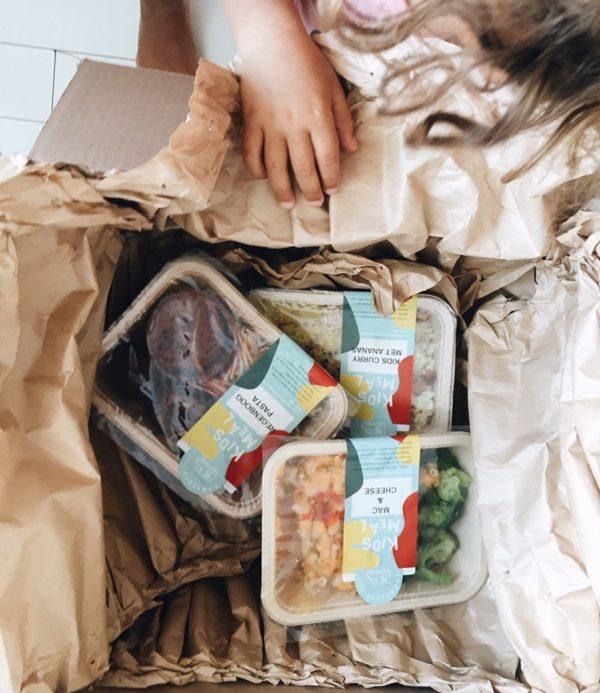 Oh My Guts: gezonde kant-en-klaar maaltijden landelijk en duurzaam thuisbezorgd
