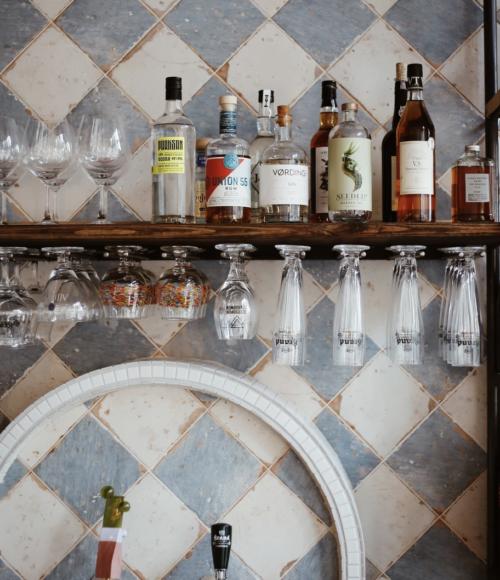 borreltijd! Restaurant Compartir in Amsterdam West is open
