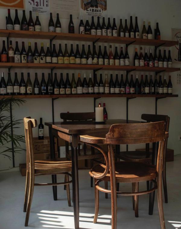 Nieuw in Amsterdam voor zuurdesembrood en wijn: Levain et le vin Amsterdam