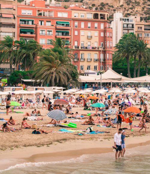 Alicante Ocean View Apartments (+ het leukste van het authentieke Spaanse stadje Alicante)