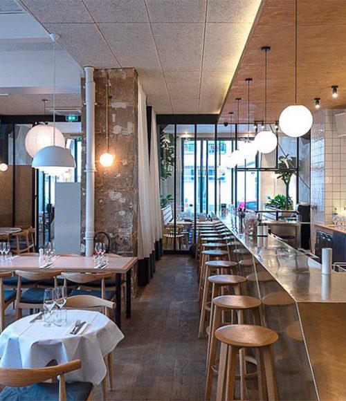 Scandinavian design meets Italian Pizza: restaurant Malro in Parijs