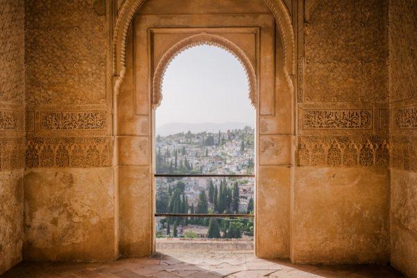 Los Little Escapos: 4 x logeren in Andalusië