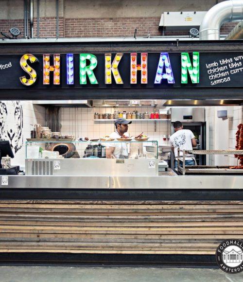 De foodhallen - Goedkoop eten Amsterdam