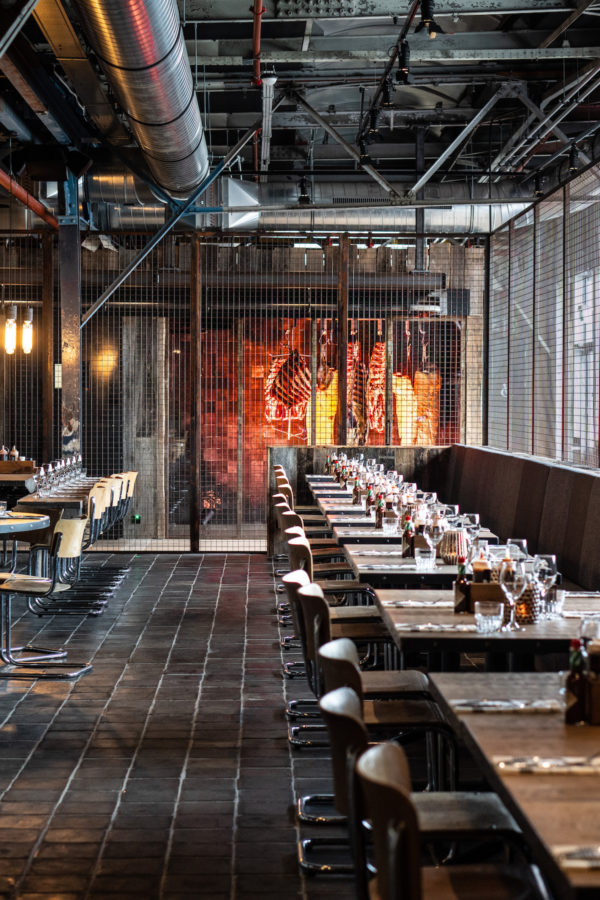 Vleesliefhebbers opgelet: check restaurant Black Smoke in Rotterdam