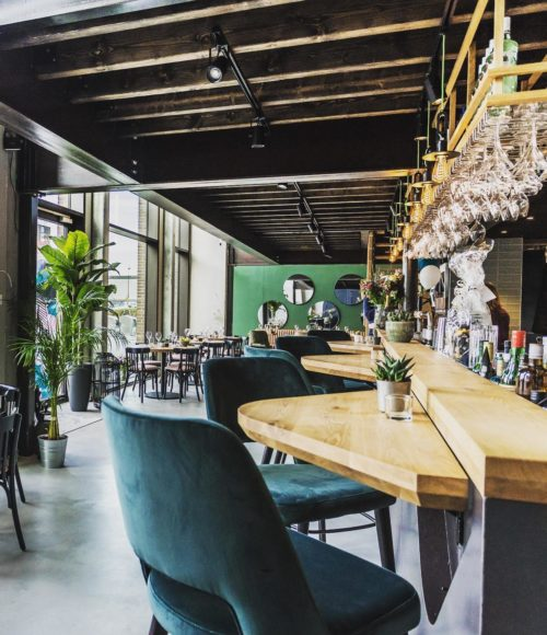 Nieuw in Amsterdam Noord: Freds Kitchen Amsterdam