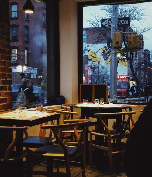 ff voordelig in New York (en toch leuk en lekker!): Little Tong Noodle Shop NYC