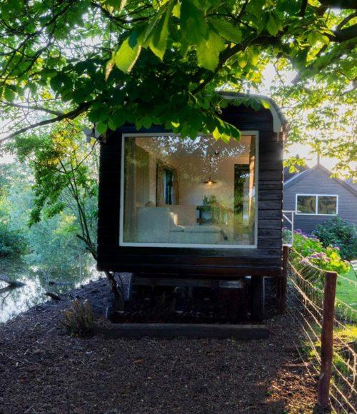 Logeren in een oude boerderij en tiny house: The Dutch Farmhouse Bed & Breakfast