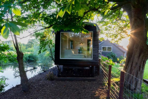 Logeren in een oude boerderij en tiny house: The Dutch Farmhouse Bed & Breakfast