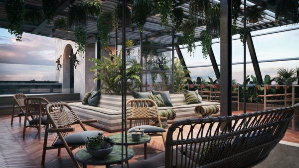 Nieuw (en waanzinnig) hotel in Kaapstad: Gorgeous George Cape Town
